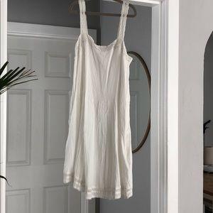 Aritiza White Dress